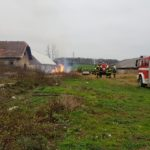 Požár statku se nepotvrdil