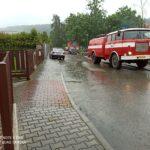 Náročný zásah pro hasiče